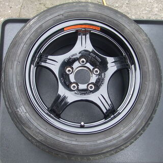 ベンツ スペアタイヤ W210 Eクラス アルミホイール 215...