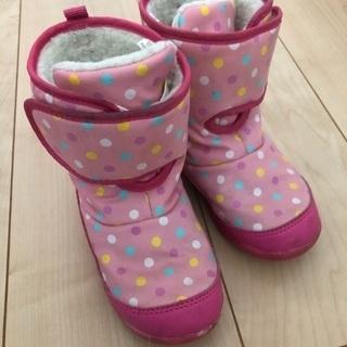 冬用ブーツ 16センチ