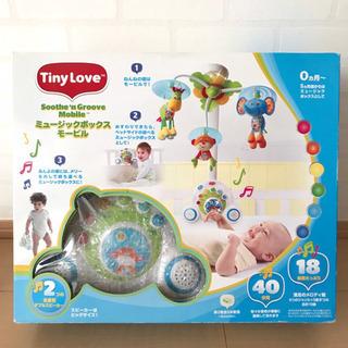 Tiny Love ミュージックボックスモービル
