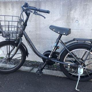 子供用自転車 16インチ ブリヂストンbikke [後輪パンク]