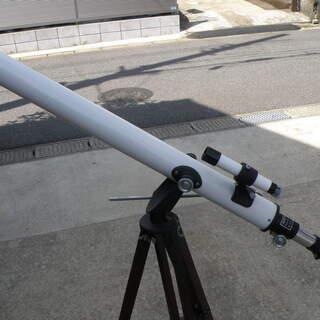 天体観測 入門用 経緯台付望遠鏡