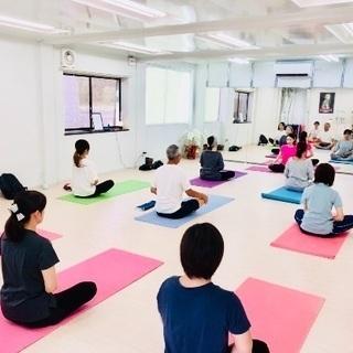 10月ヨガ体験会 入会キャンペーン!