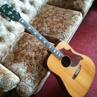 ≪アコースティックギター&ハードケース≫セット