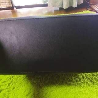 パンチングトートバック ブラック - 靴/バッグ