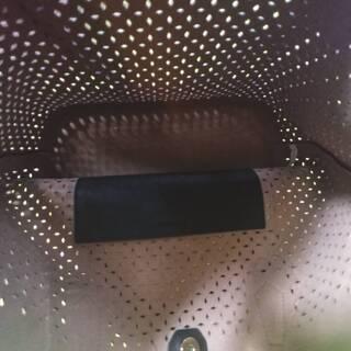 パンチングトートバック ブラック − 沖縄県