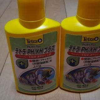 テトラ PH/KHプラス 250ml 淡水・海水両用 pH…