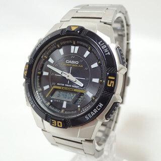 A950 CASIO カシオ タフソーラー ウォッチ 腕時計 A...