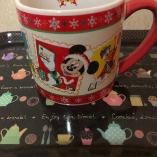 ディズニー クリスマス限定カップ