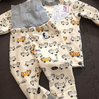赤ちゃんのパジャマ 80