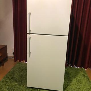 無印 2ドア冷蔵庫 2009年式 動作確認OK