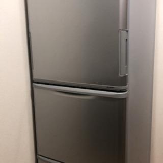 SHARP 冷蔵庫(マット付き)