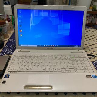 動作品 TOSHIBA Dynabook Core i5M480...