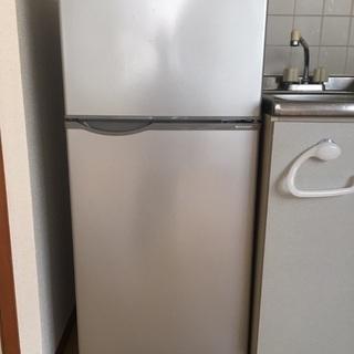 シャープの冷蔵庫あげます