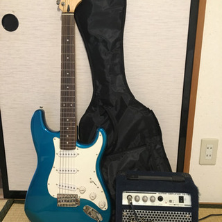 ギター アンプ セット