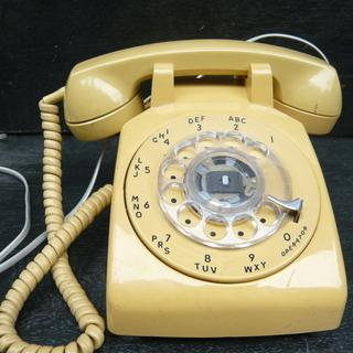 アメリカ製の電話機・実用電話機