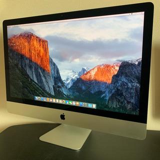 ※売約済み Corei7可!!Apple iMac Retina...