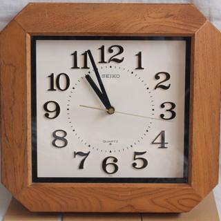 セイコー 壁掛け時計