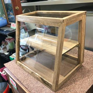 木製 コレクションケース ディスプレイBOX
