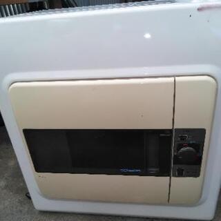 【交渉中】ナショナル乾燥機!ジャンク品です。