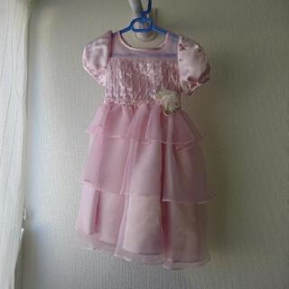 ピンク ドレス 110cm