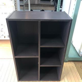 【リサイクルサービス八光 田上店 配達・設置OK】ダークブラウン...