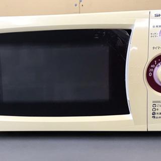 シャープ電子レンジ 2012年製  ※50Hz専用