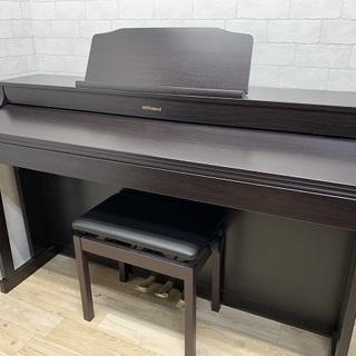 電子ピアノ ローランド HP603-CRS ※送料無料(一部地域)