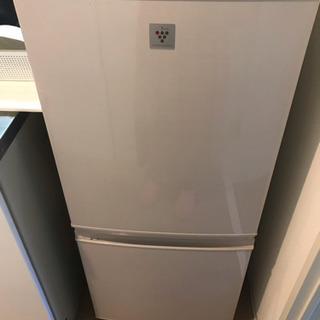 【10月5日までの出品】SHARP 2ドア冷凍冷蔵庫
