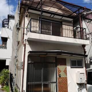 高槻市 栄町2丁目 3DK戸建賃貸 近々リフォーム完了します。