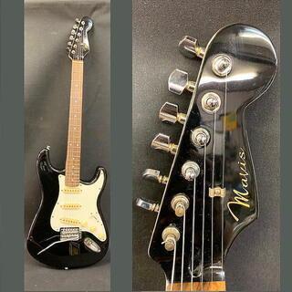 Mavis メイビス 石橋楽器 ストラトタイプ エレキギター