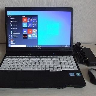 高速SSD240GB搭載 第三世代 Core i5-3320M ...