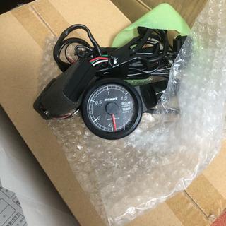 ミニクーパーR56用ブーストメーター