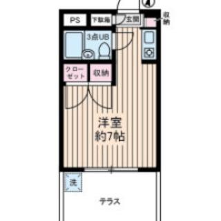 東武伊勢崎線 新田 ★礼金敷金なし★
