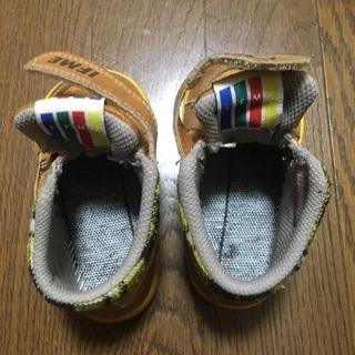 イフミー  13 スニーカー ブーツ