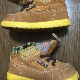イフミー  13 スニーカー ブーツ - 花巻市