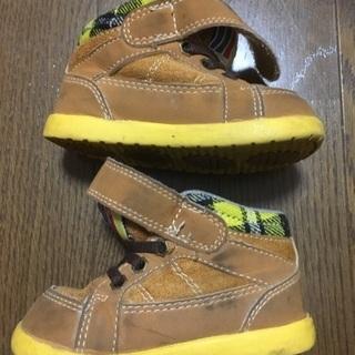 イフミー  13 スニーカー ブーツ - 子供用品