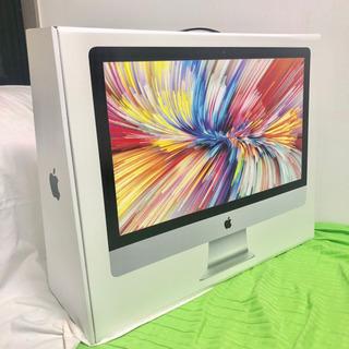 iMac 27インチ 空箱