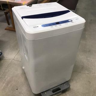 凹みあり激安!2017年製 ヤマダ電機 全自動電気洗濯機 YWM...