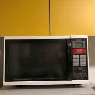 使い勝手◎な電子レンジです!オーブン機能付