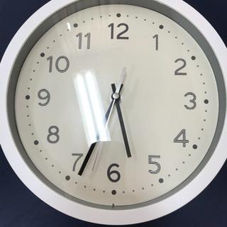 取引完了しました。掛け時計