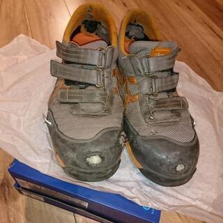 安全靴 アシックスasics 28センチ