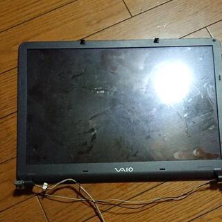 SONY VAIO Windows XP ノートパソコン モニター