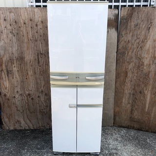 【配送無料】ファミリー向け 365L 左右開き冷蔵庫 SHARP
