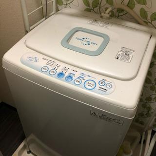 洗濯機☆9/23までに取りに来れる方の画像