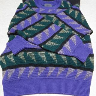 セーター①(Lサイズ:ほつれ有り)
