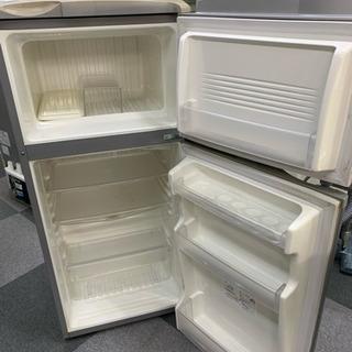 譲ります! サンヨー冷蔵庫 109リットル 2004年製