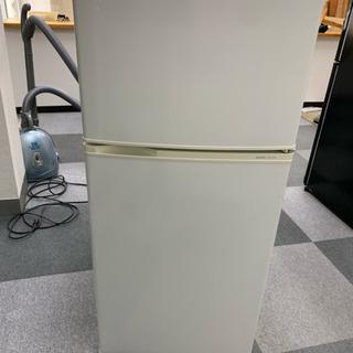 譲ります!! サンヨー冷蔵庫(白) 109リットル 2010年製