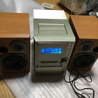 ケンウッド KENWOOD ミニ コンポ ポータブル RXD-S...