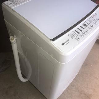 激安ほぼ新品洗濯機です。 - 福岡市