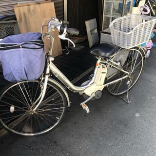 ブリヂストン 電動アシスト自転車
